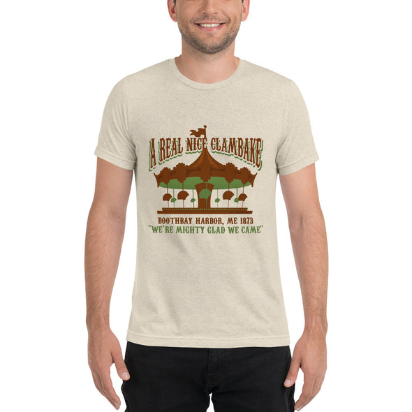 A Real Nice Clambake - Short sleeve t-shirt