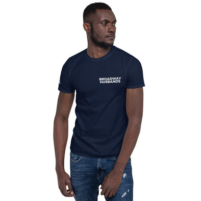 Broadway Husbands - Short-Sleeve Unisex T-Shirt