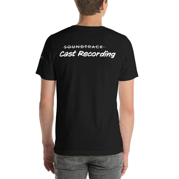 Cast Recording over Soundtrack - Short-Sleeve Unisex T-Shirt