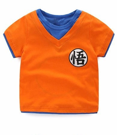 Tee-shirt enfant Dragon Ball Goku