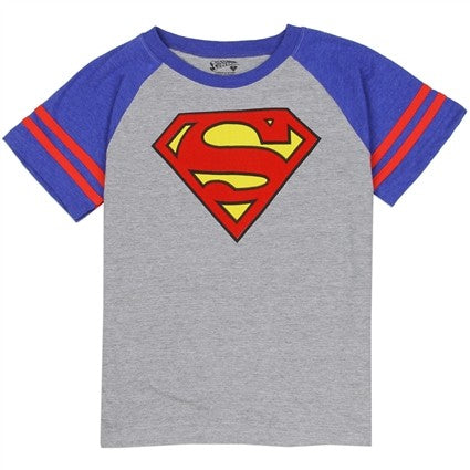 Tee-shirt superman enfant