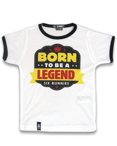 tee-shirt Born to be a Legend