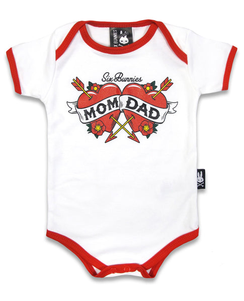Body Mom & Dad white