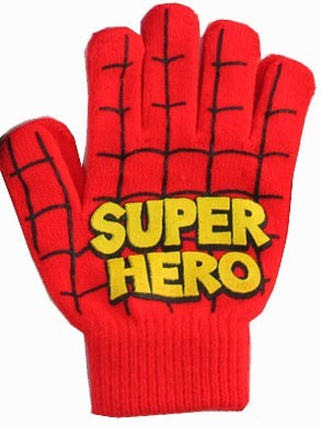 Gants Super Hero