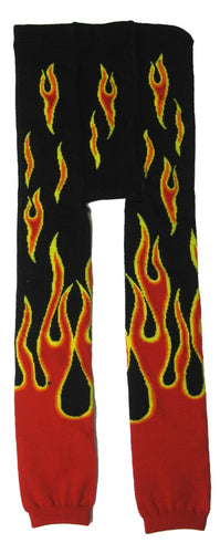 Legging Flammes