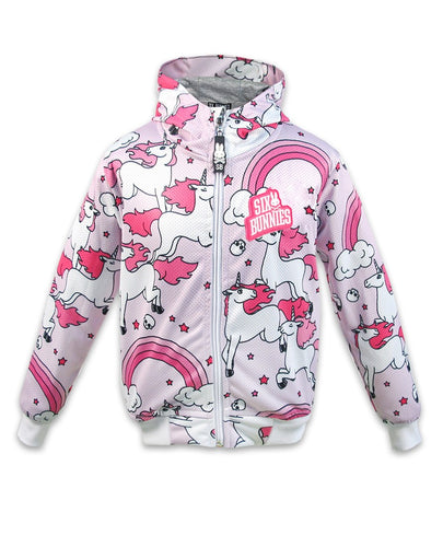 Veste Rainbows & Unicorns