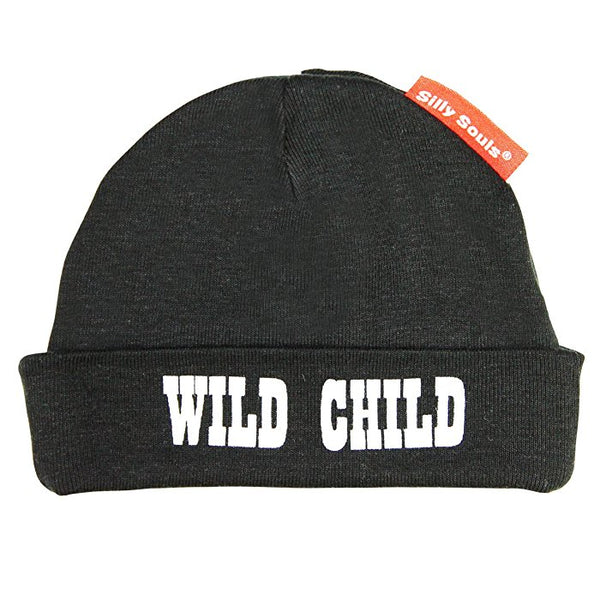 Bonnet naissance Wild Child