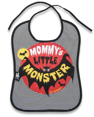 Bavoir Mommy's little monster