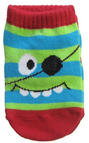 Chaussettes pirate monster