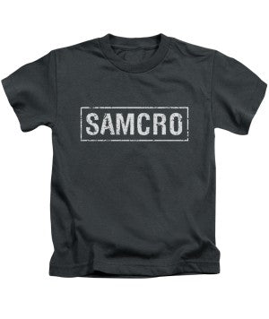 Tee-shirt Sons of Anarchy-SAMCRO