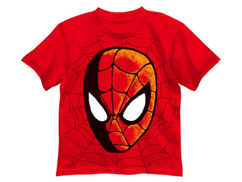 Tee-shirt Paint by Spiderman