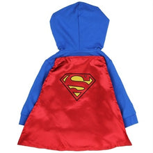 Veste + cape Superman