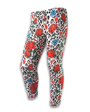 Legging rose & leo