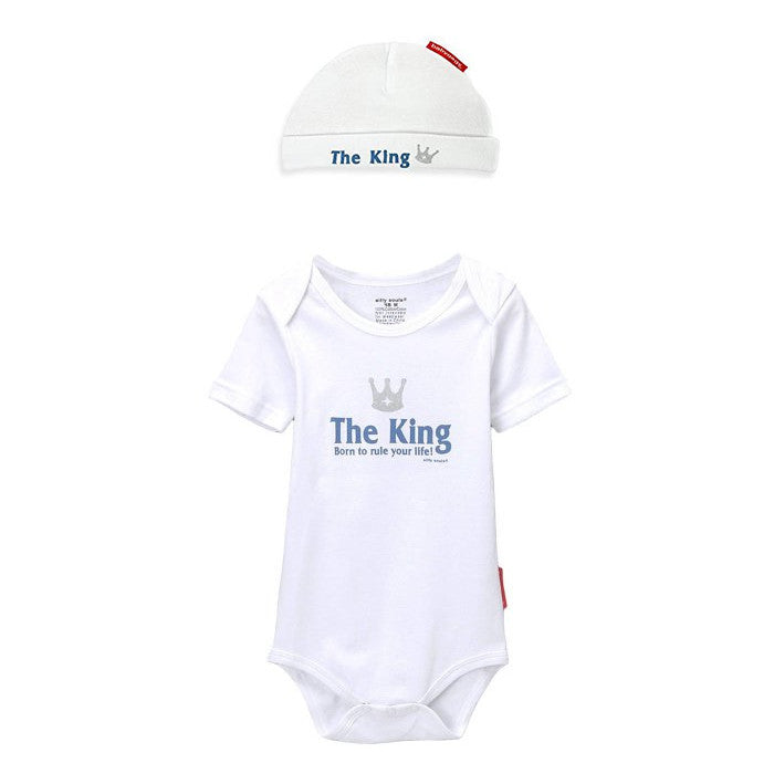 Ensemble bonnet & body KING