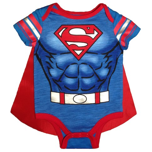 Body cape costume de Superman