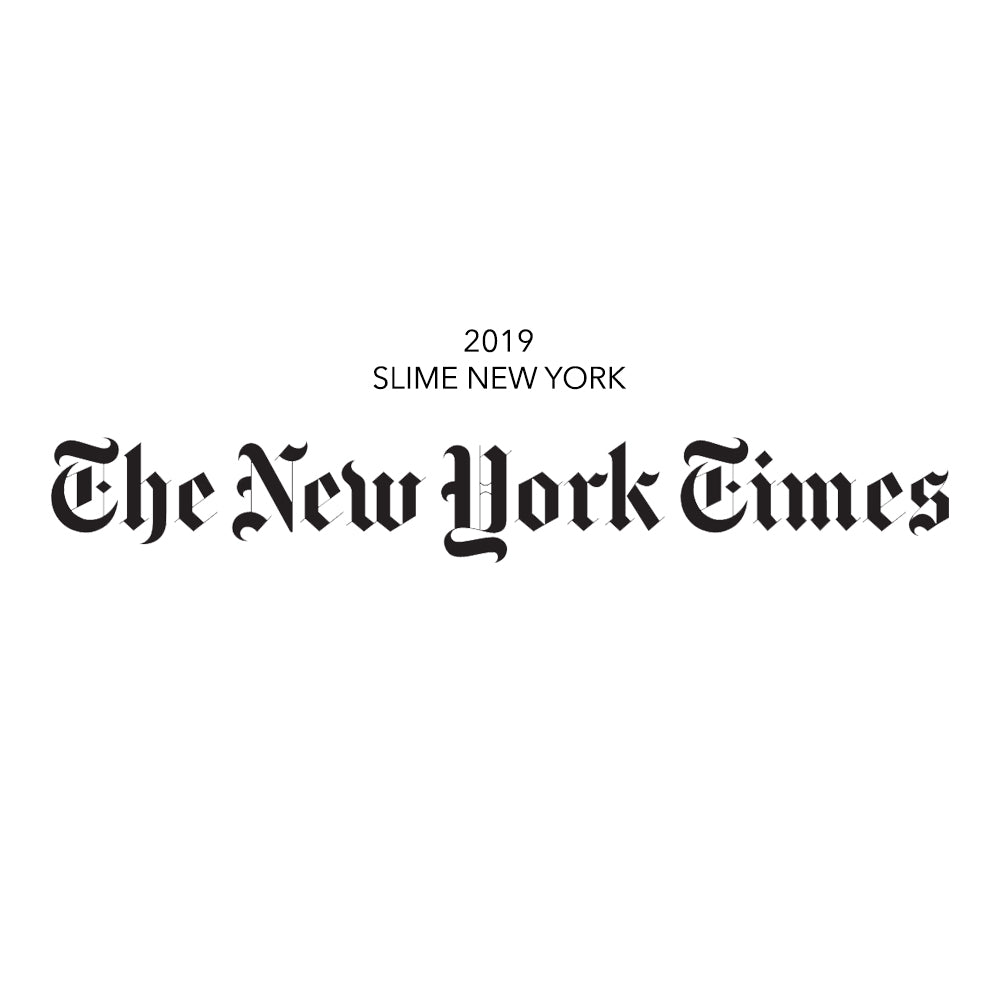 The New York Times Magazine-SlimeNewYork 2019 - It's Slime. And It's Satisfying.
