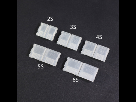 5 PCS 6S Clip Buckle Lipo Battery Balancing Charge Plug Protector-HELY-SHOP.co.uk