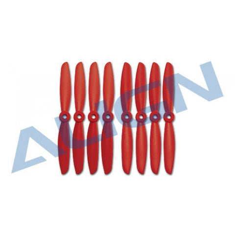 5045 Propeller - Red MP05031RT-HELY-SHOP.co.uk