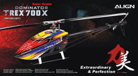 Align T-REX 700X Dominator Super Combo RH70E23XT-HELY-SHOP.co.uk