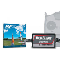 GPMZ4535 RealFlight 7.5 Simulator Transmitter Interface Edition-HELY-SHOP.co.uk