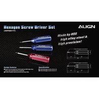 Hexagon Screw Driver Set HOT00011T-HELY-SHOP.co.uk