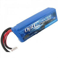Optipower Ultra 50C Lipo Cell Battery 2150mAh 3S 50C OPR21503S50-HELY-SHOP.co.uk