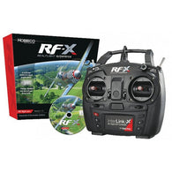 RealFlight RF-X Simulator with Interlink-X Controller A-GPMZ4540-HELY-SHOP.co.uk