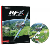 RealFlight RF-X Software Only A-GPMZ4548-HELY-SHOP.co.uk
