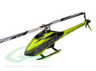 Sab Goblin 500 Sport Yellow Carbon SG512-HELY-SHOP.co.uk