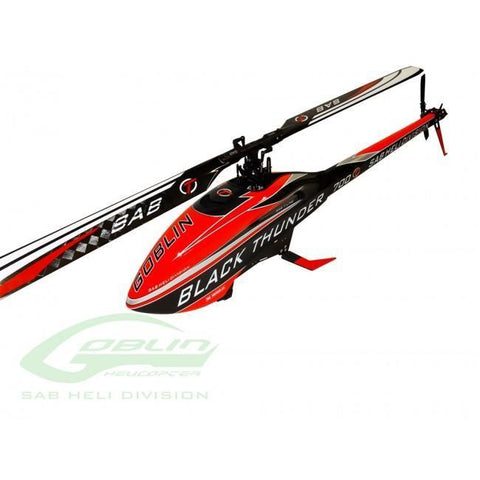 SAB Heli division Goblin Thunder T with 690mm blades SG715-HELY-SHOP.co.uk