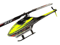 SG651 SAB Goblin Black Nitro With Thunderbolt Main and Tail Blades-HELY-SHOP.co.uk