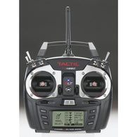 Tactic TTX650 6 Channel Computer Radio Mode 2 with Rx P-TACJ2652-HELY-SHOP.co.uk