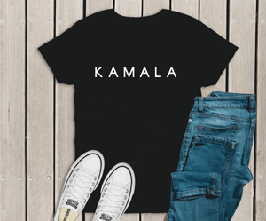 Kamala Fitted Tee