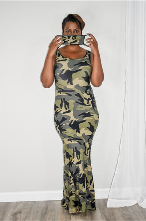 Soldier Maxi