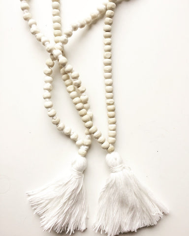 Original Pure White Teething Necklace