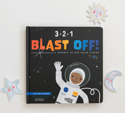 3-2-1 Blast Off! A Journey to Our Solar System