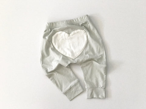 Heart Harem Pants