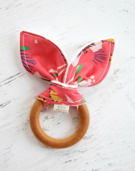 Wood Ring Teether