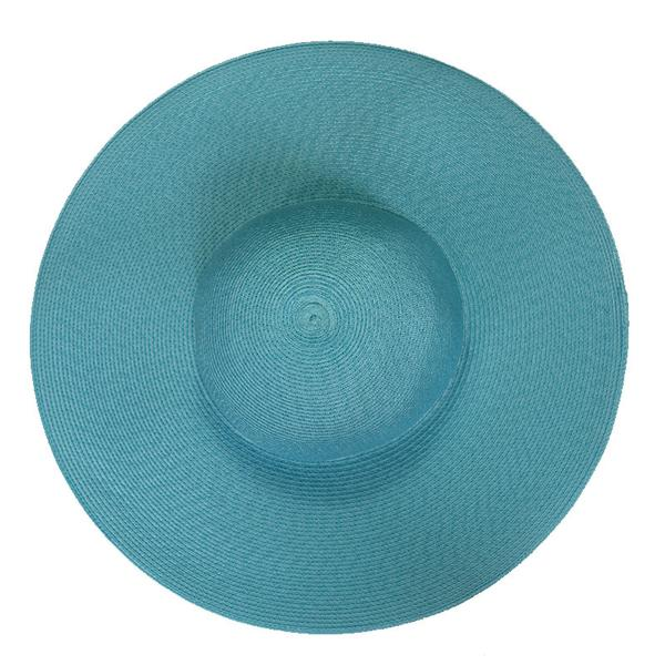 Sample Sale Hat - Solie (Turquoise)