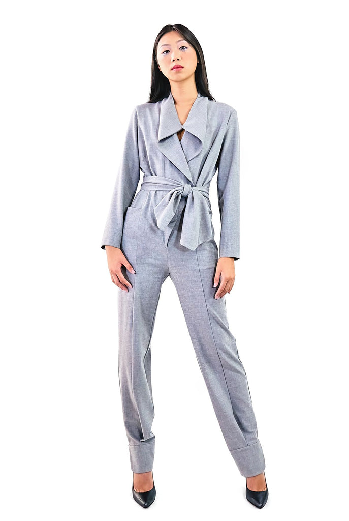 Straight Line Jumpsuit