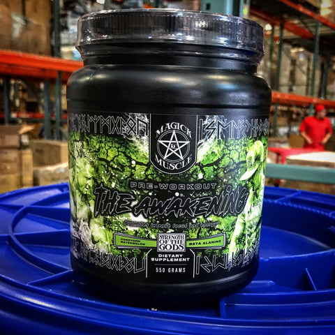 The Awakening Pre Workout with Beta Alanine