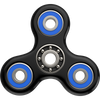 The Anti-Anxiety 360 Spinner Helps Focusing Fidget Toy for Kids & Adults - Black