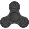 Aluminum Alloy Fidget Spinner ( Black )
