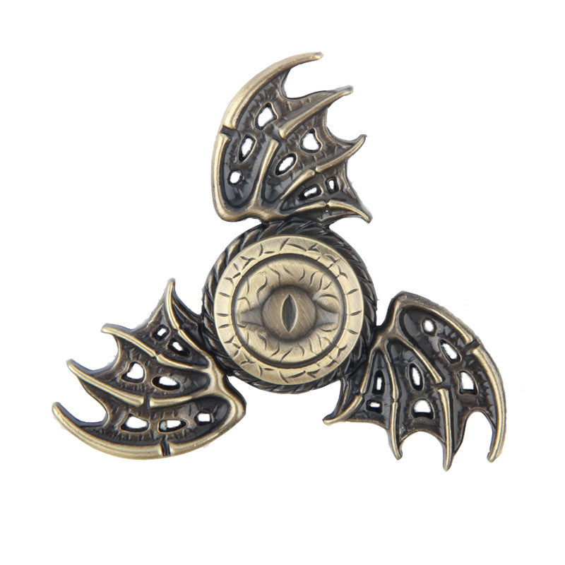 New Fidget Toy Game of Thrones Dragon Fidget Spinner Tri Spinner Dragon