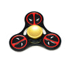 Deadpool Metal Fidget Hand Spinner Game For Autism and ADHD Anxiety Stress Relief Focus Toy