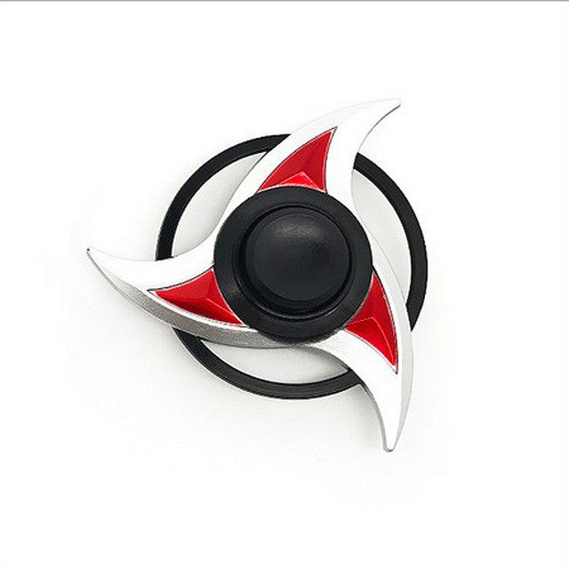 Ninja Hand Fidget Spinners EDC Metal Bearing For ADHD Anxiety Autism Adult Kid Stress Spinners