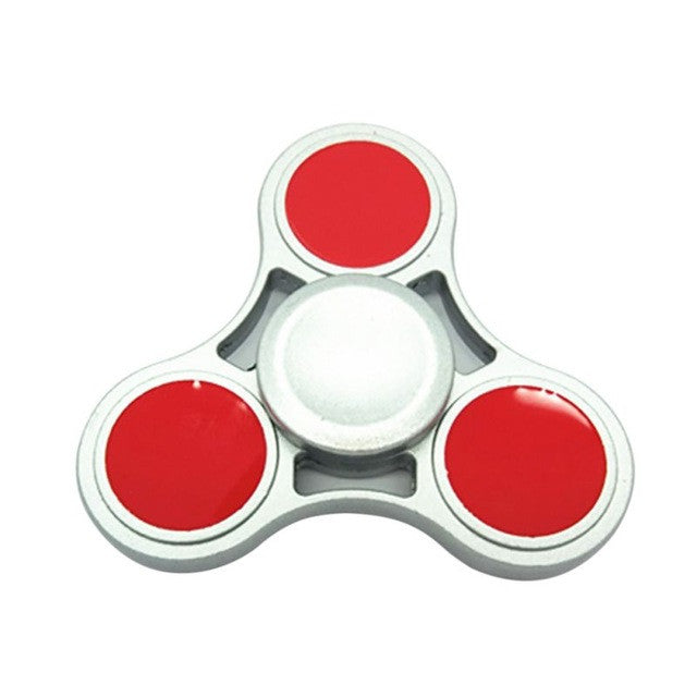 Fidget Toys ABS Plastic Hand Spinners For Autism and ADHD Long Time Rotation Stress Relief