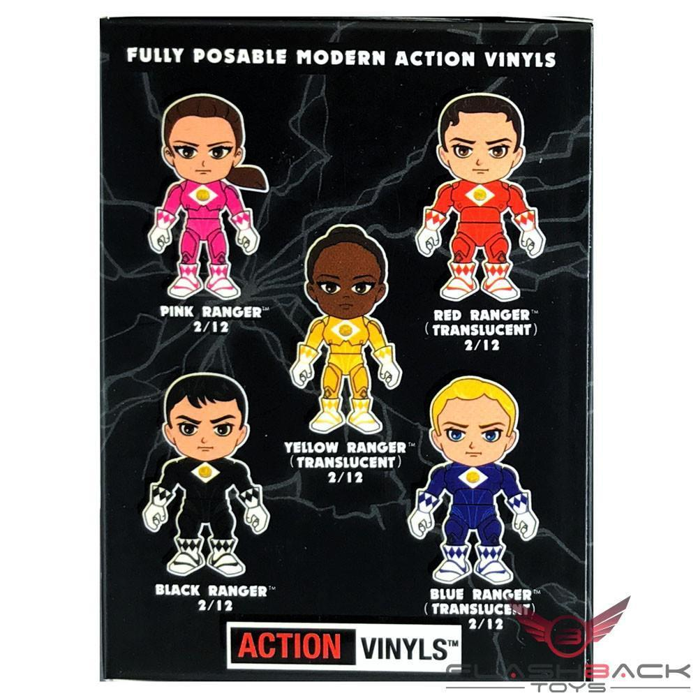 Action Figure - TLS Mighty Morphin Power Rangers - The Movie (Hot Topic)