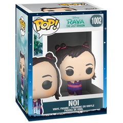 Funko - IN STOCK: Funko POP Disney: Raya And The Last Dragon - Noi With Disney Sleeve