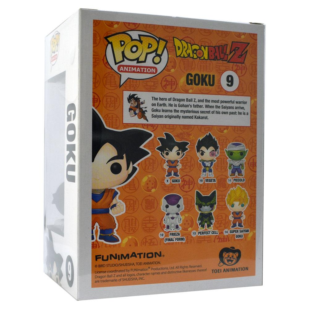 Funko - IN STOCK: Funko Pop! Goku Dragonball Z Exclusive #9